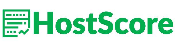 HostScore's Logo